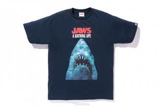 BAPE sort sa nouvelle collection BAPE x Jaws