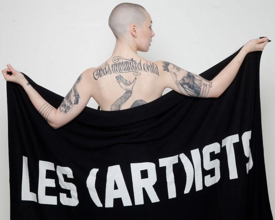 CLUB LES (ART)ISTS : LEUR COLLECTION PRINTEMPS/ETE 2017