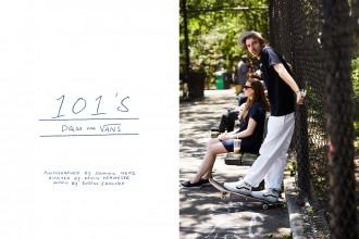 DQM et Vans collaborent pour une nouvelle collection de SK8-Hi