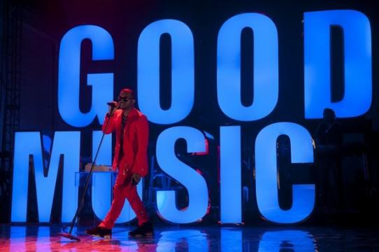 L'incroyable prestation de G.O.OD Music au Summer Jam 97 de 2016
