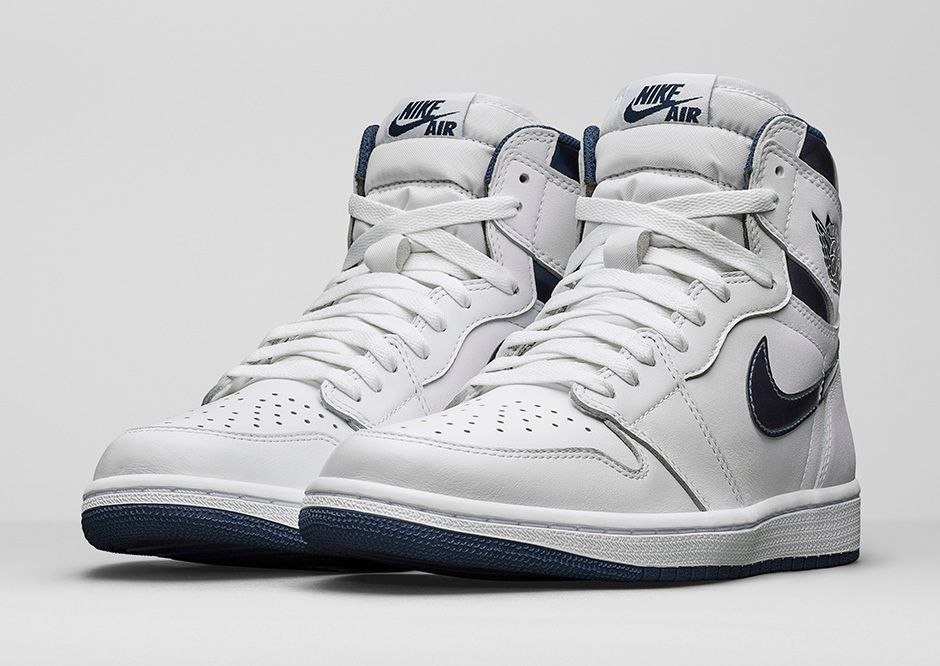 La Air Jordan 1 High OG Metallic Navy arrive bientôt
