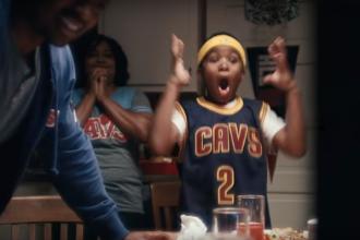 Nike a réalisé une vidéo pour l'équipe de Cleveland