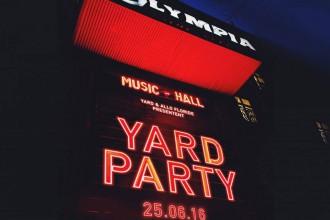 Concours : soirée Yard à l'Olympia