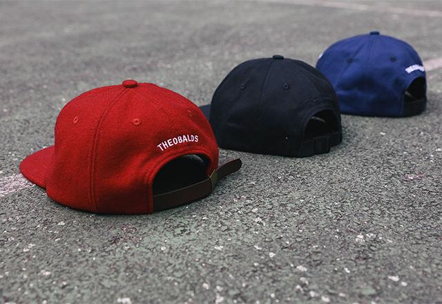 Theobald Cap Co. dévoile trois nouvelles casquettes pour les beaux jours qui arrivent