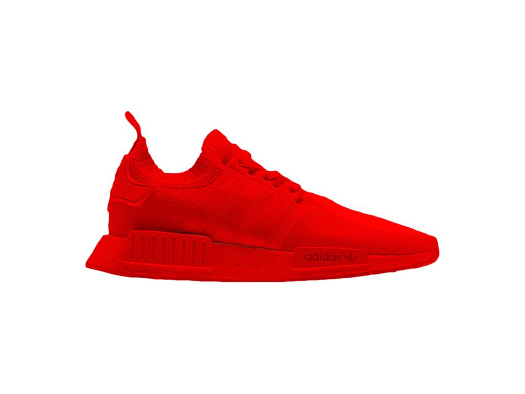 Une nouvelle itération de la adidas Originals NMD a été dévoilé. Un seul mot d'ordre : «red»