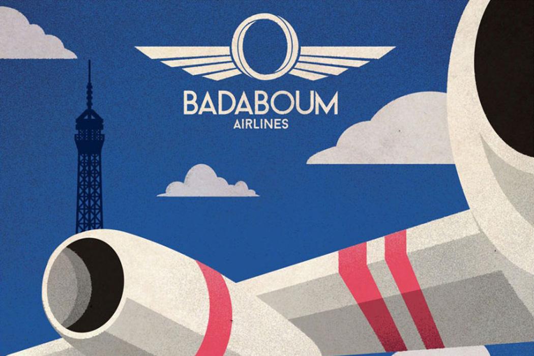 EMBARQUEZ À BORD DU BADABOUM POUR LES NUITS BADABOUM AIRLINES