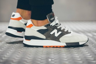 La sneaker New Balance 998