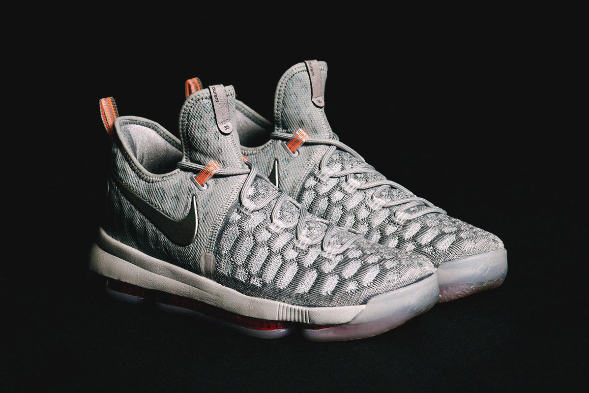 Nike présente la petite nouvelle KD 9 «Pre-Heat»