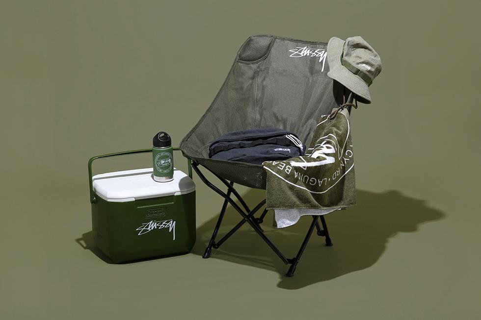Cet été, Stussy va vous donner des envies de camper