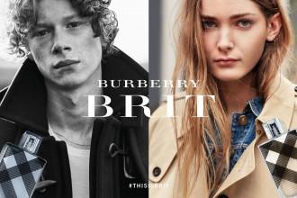 Burberry brit - TRENDS periodical