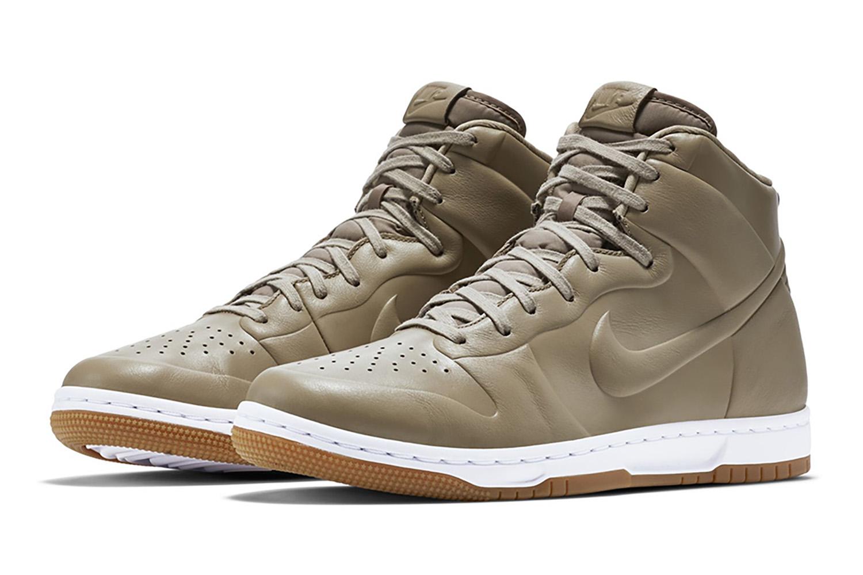 Découvrez la surprenante Nike Dunk CRFT