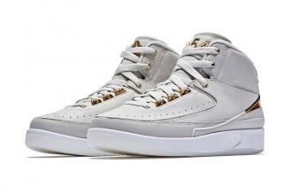 Nike sort la sneakers Air Jordan 2 Quai 54 à l'occasion du tournoi de streetball à Paris