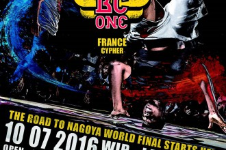 Red Bull BC One - TRENDS periodical