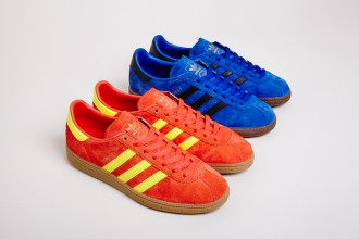 Size? et Adidas Originals collaborent pour sortir une nouvelle sneakers