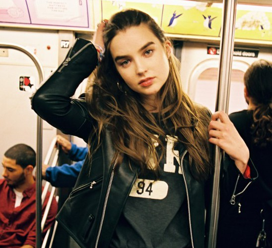 Welcome back to the 1990's : la collection X-Girl Automne/Hiver 2016