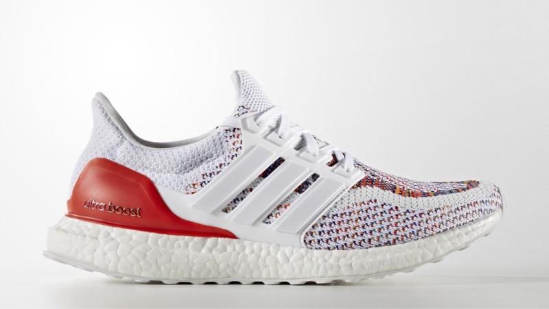 Adidas Ultra Boost «Multicolor 2.0 » : une sneaker haute en couleurs !