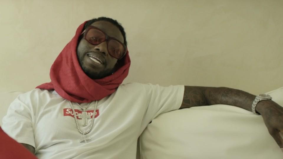 Gucci Mane brille de mille feux dans la nouvelle vidéo Supreme by Harmony Korine