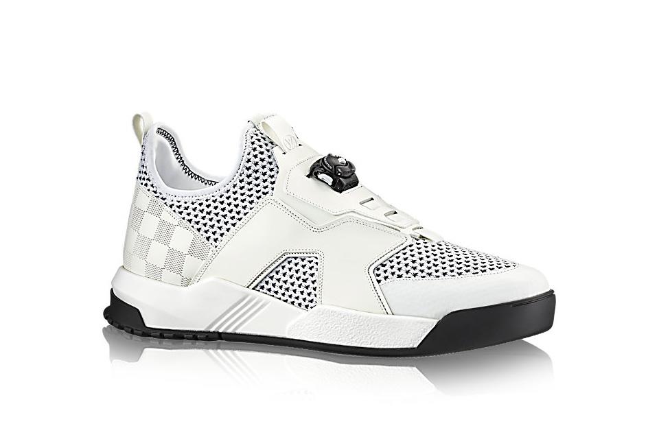 Louis Vuitton s'est fortement inspiré de la Disc Blaze pour sa sneaker Fuel Power