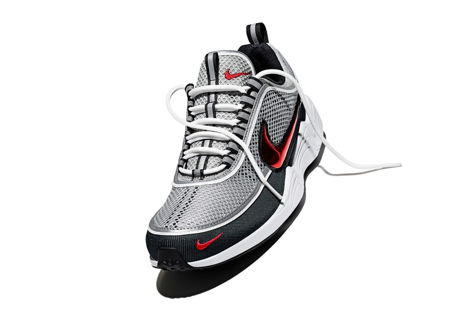 NikeLab présente une Nike Air Zoom Spiridon à la pointe de la modernité