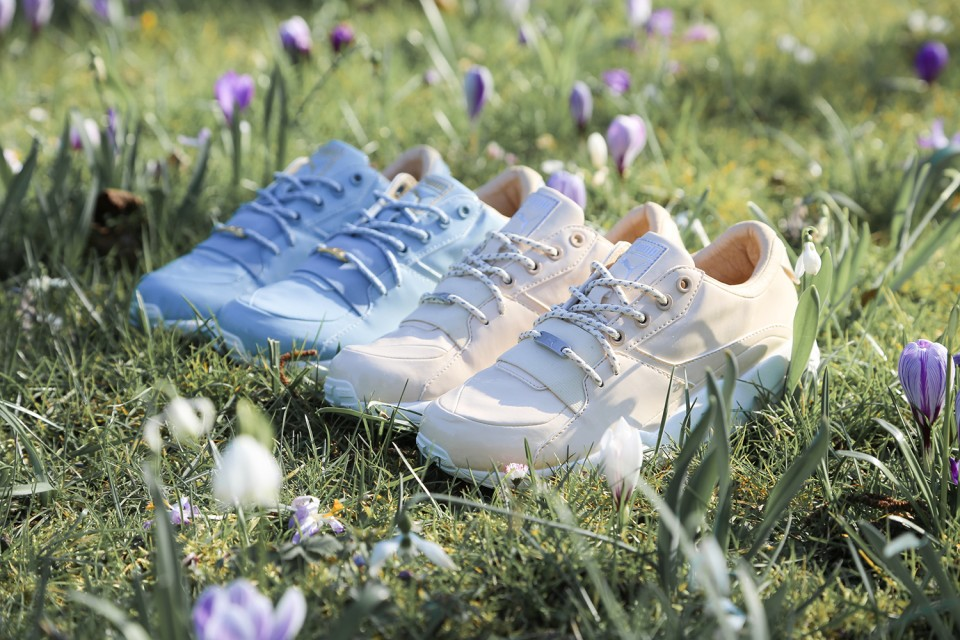 PUMA présente une nouvelle itération estivale de sa magnifique sneaker R698