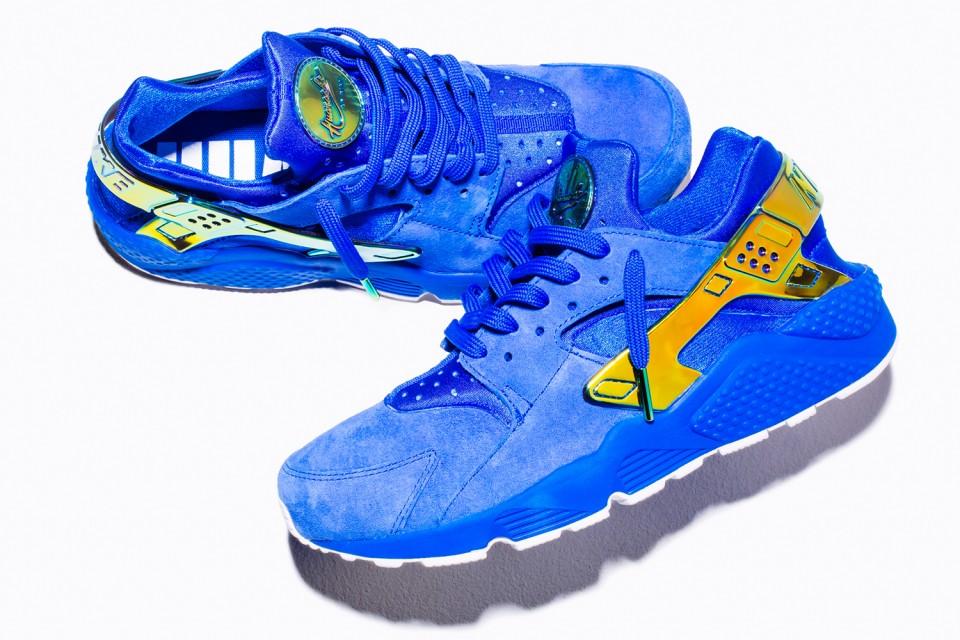 Nike s'inspire des couleurs de Crenshaw High School pour sa nouvelle «LA Huruache»