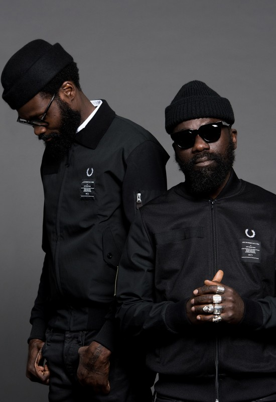 Voici la collection Fred Perry x Art Comes First