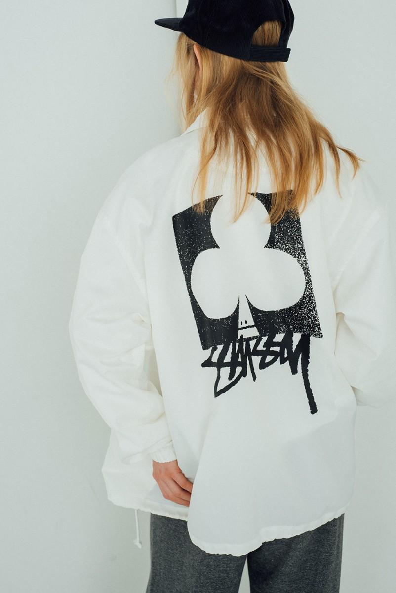 Stussy FW16 : streetwear for women