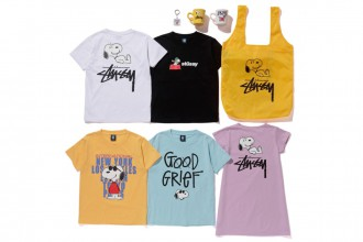 Stussy x Snoopy - TRENDS periodical