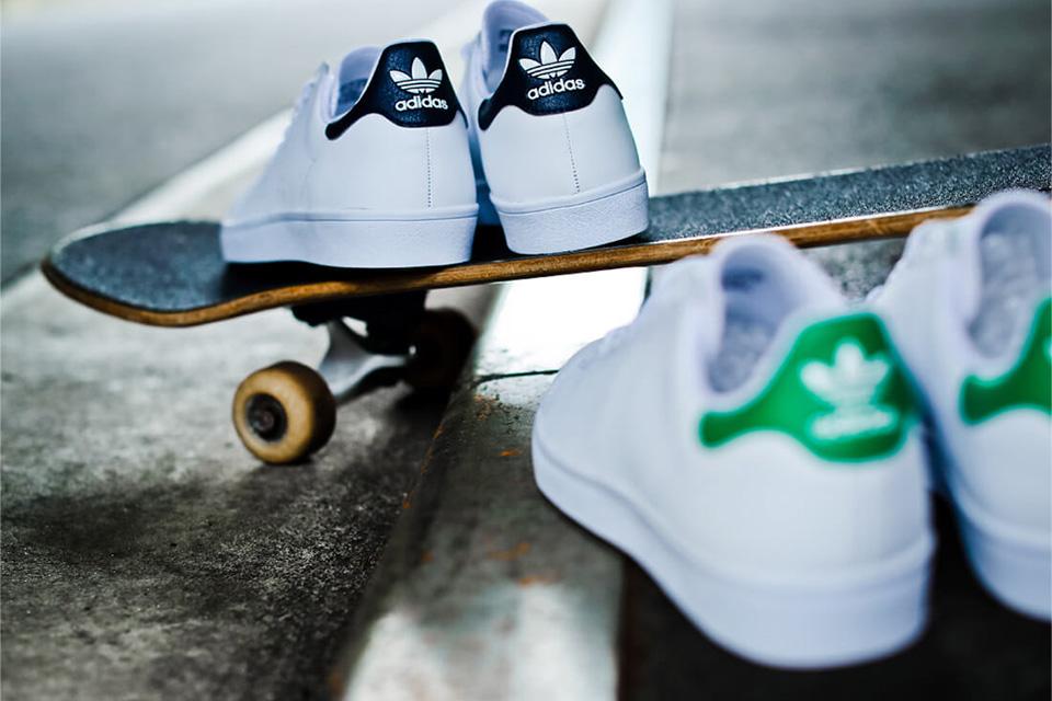 adidas Skateboarding : découvrez les deux nouvelles Stan Smith Vulcs