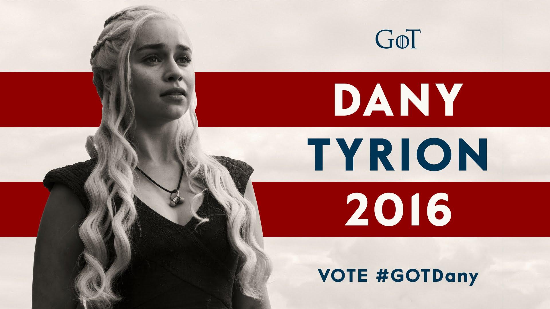 Game of Thrones te demande de voter pour le nouveau king the Westeros !