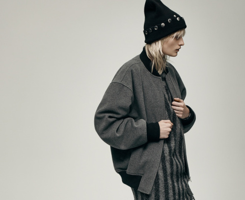 T by Alexander Wang dévoile sa nouvelle collection FW 16