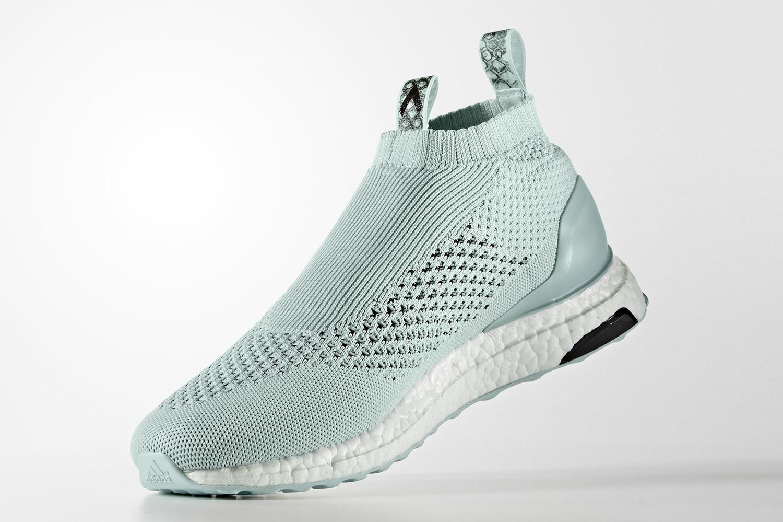 Adidas Ace 16 PureControl Ultra Boost mint green