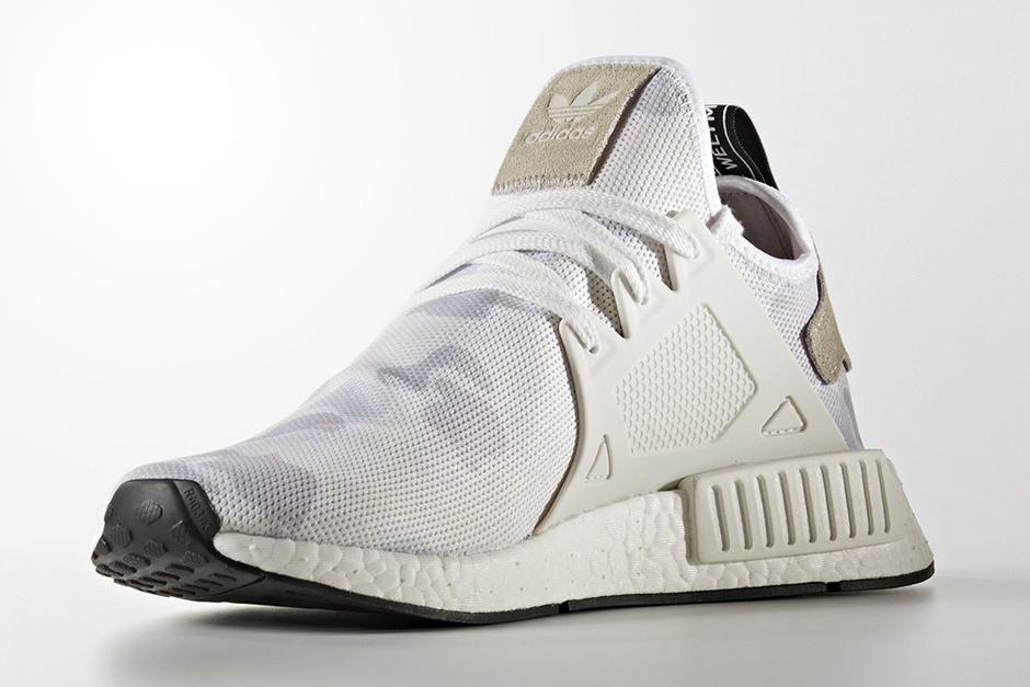 Adidas sortira une paire noire et blanche pour la «Duck Camo»