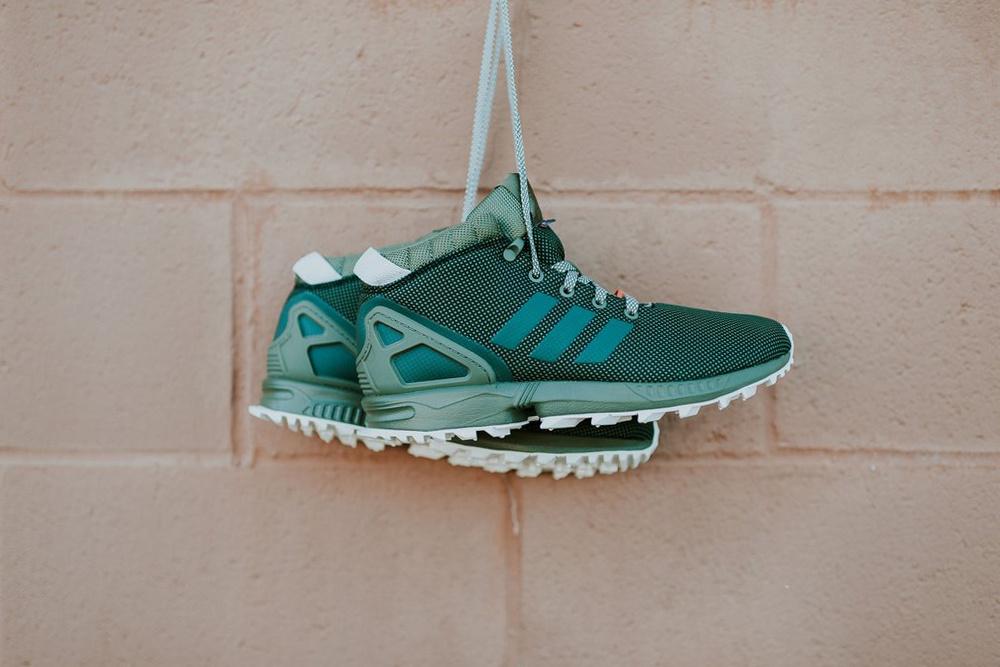 Adidas Originals ZX Flux version automne !