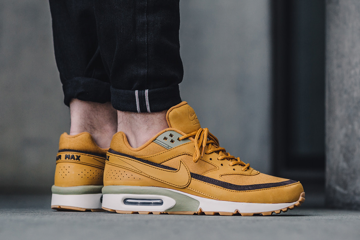 Nike Air Max BW « wheat »