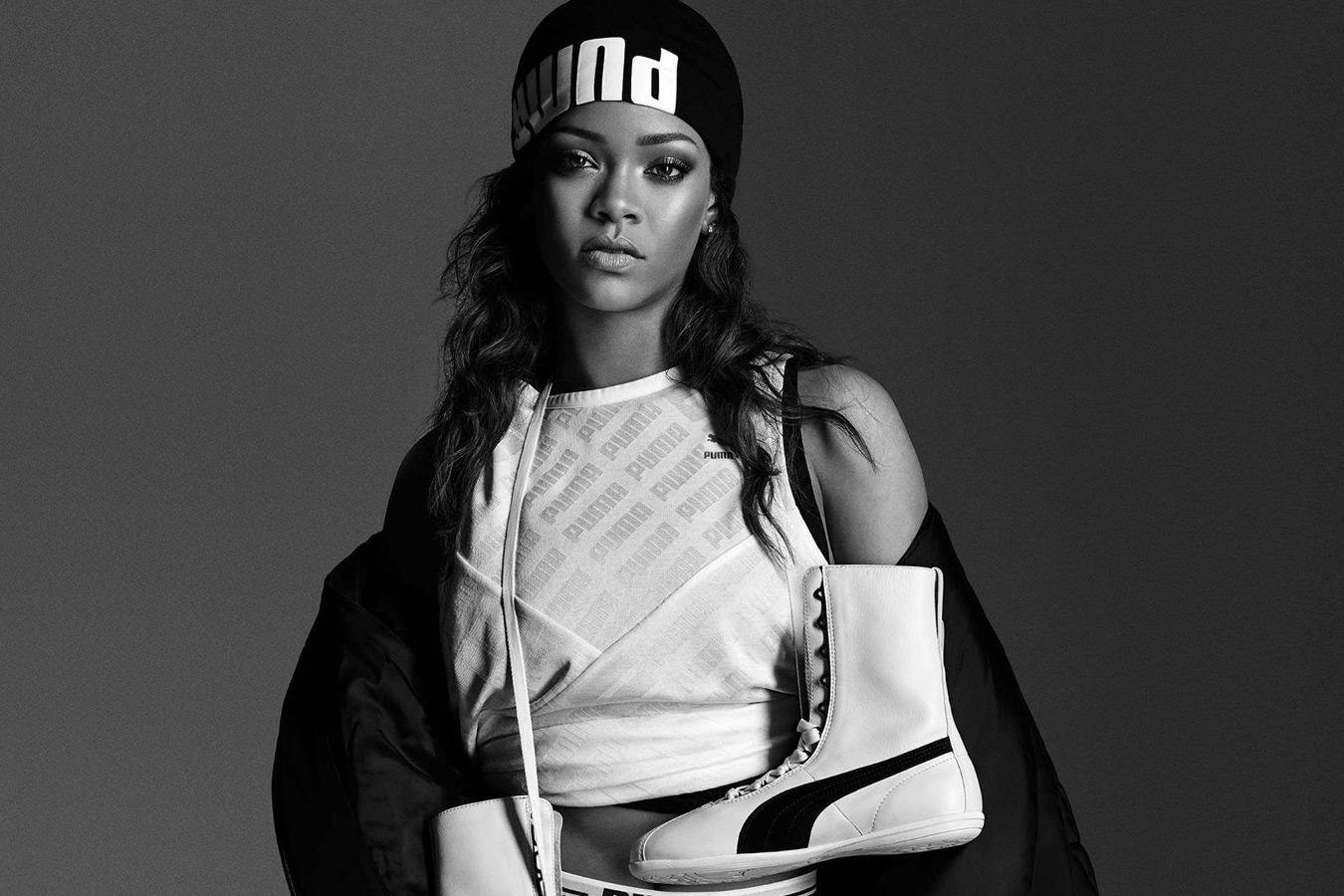 La collection Puma x Fenty de Rihanna défilera à la Paris Fashion Week