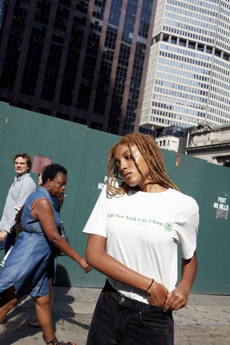 Stussy New York dévoile une nouvelle collection capsule inédite