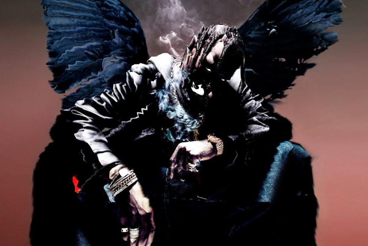 Travis Scott vient de sortir «birds in the trap sing mcknight»