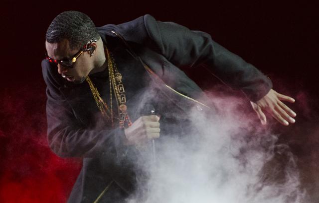 La folie hier soir sur la scène du «Bad Boys Reunion Tour» de P. Diddy