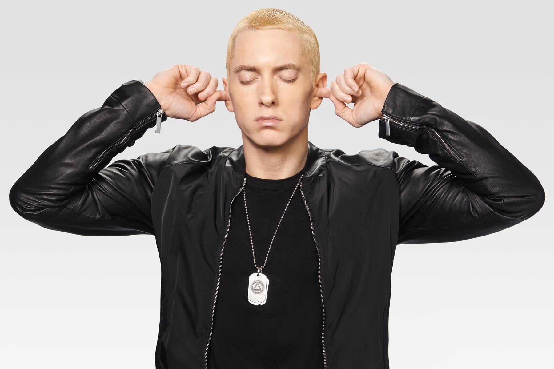Retour engagé d'Eminem : découvrez «Compaign Speech» son dernier titre !