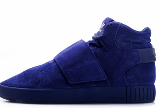 "adidas Tubular Strap ""Blue Suede"" - TRENDS periodical"