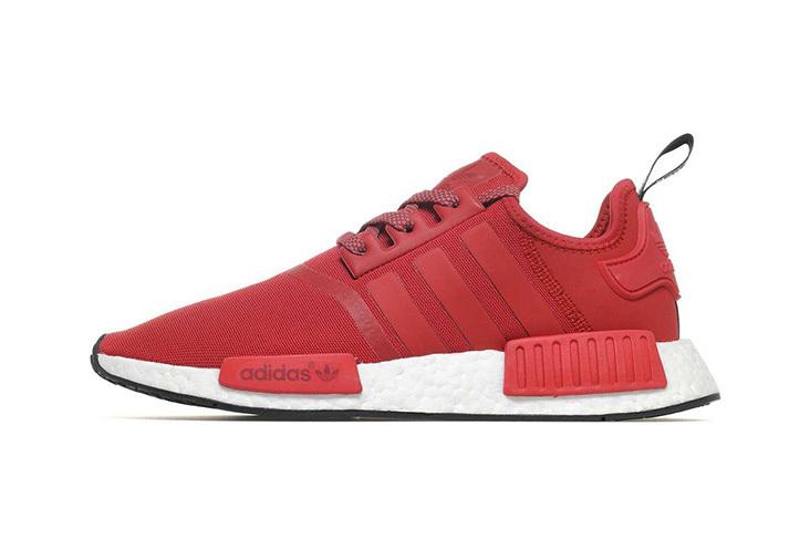 adidas originals dévoile la nouvelle «NMD 1 Red»