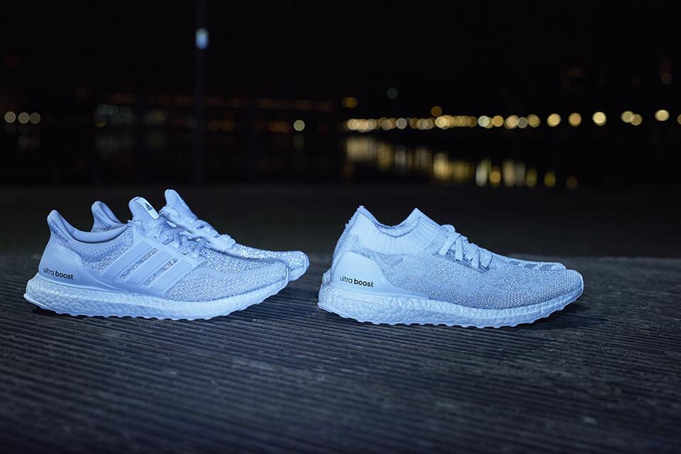 Le pack adidas Ultraboost «Reflective» enfin disponible dès demain