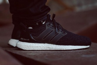 """adidas Ultraboost 3.0 """"Core Black"""" - TRENDS periodical"""