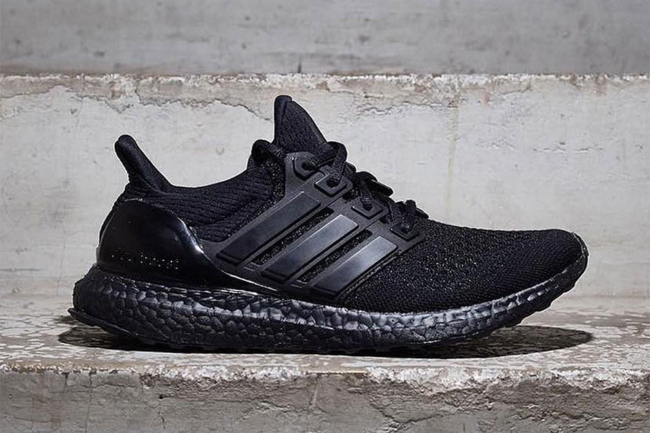La date de sortie de l'Adidas Ultra Boost Triple Black révélée