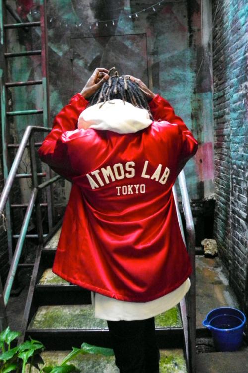 Atmos Lab x Ebbets Field Flannels réunis pour une collection capsule