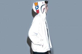 Bape Reflector Jacket - TRENDS periodical