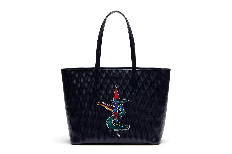 Un logo inédit pour la collection «Holiday Collector» de Lacoste