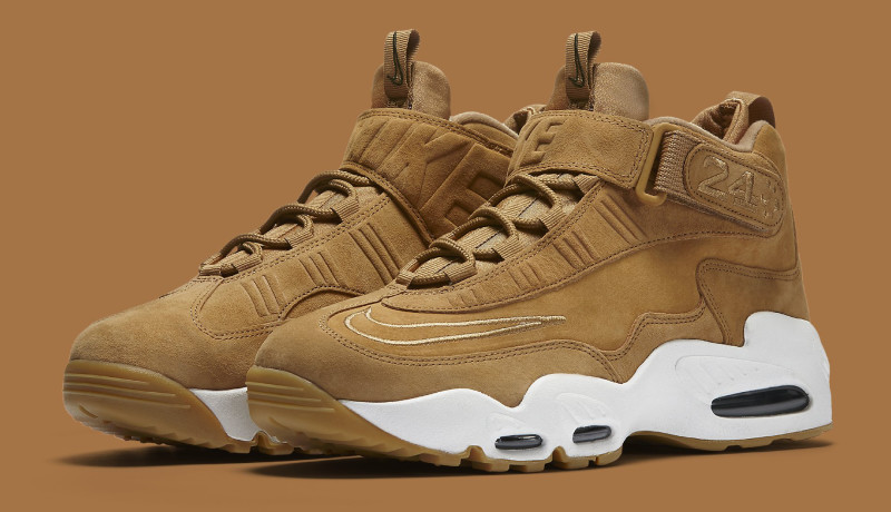 La très belle Nike Air Griffey Max 1″Wheat »