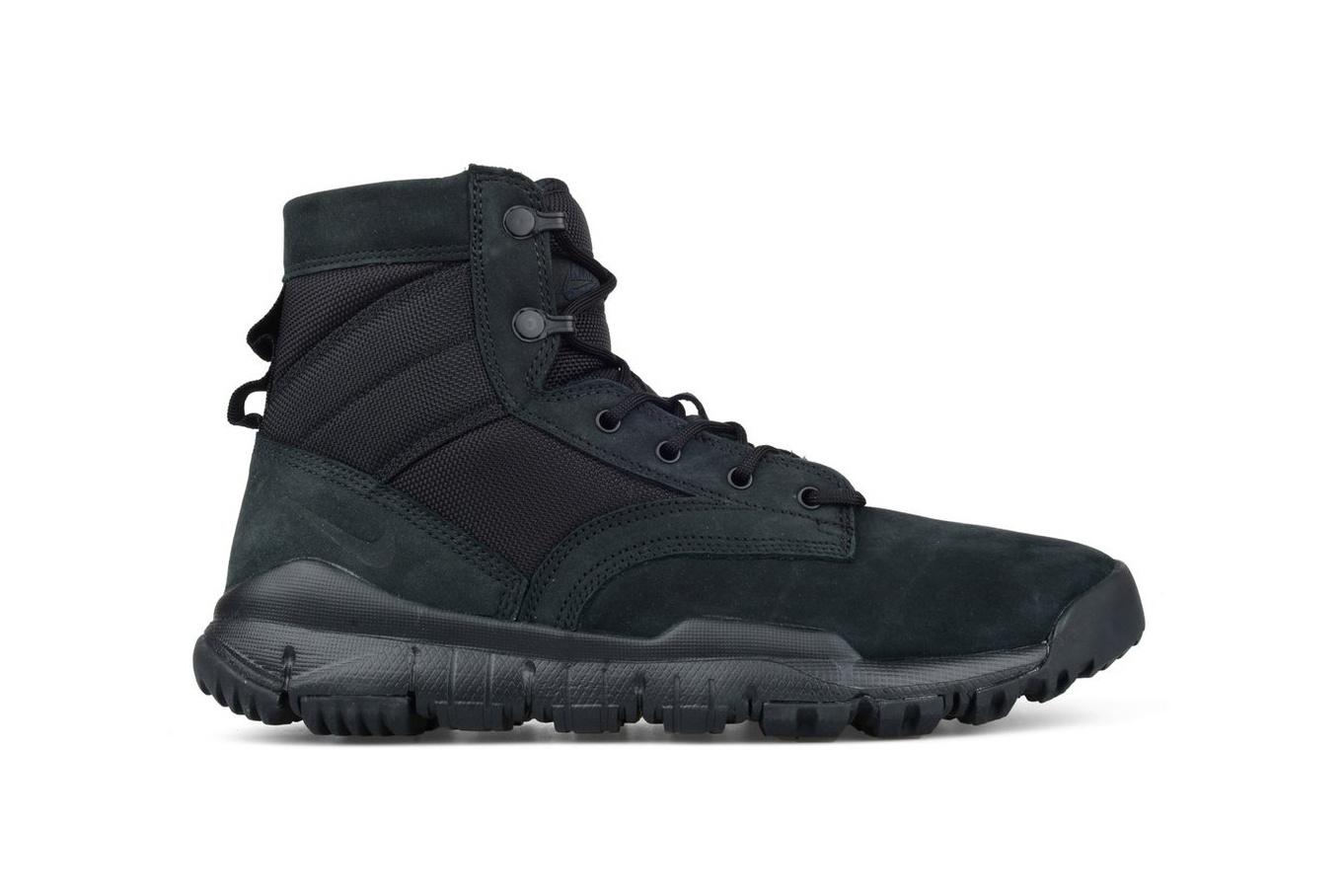 Découverte de la Nike SFB 6 Leather Boot en mode Triple Black